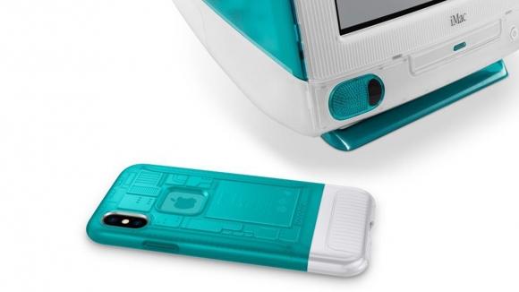 Spigen iPhone X kılıfı cihazları iMac'e dönüştürüyor!