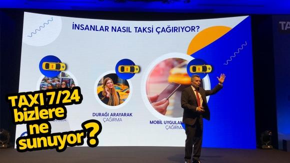 Turkcell, Taxi 7×24 ile bizlere neler sunacak?