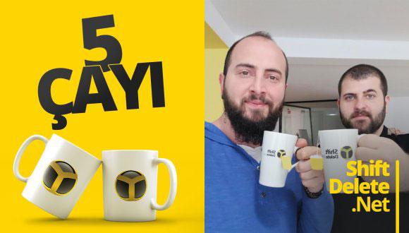 Teknoloji dolu 5 Çayı başlıyor! #190