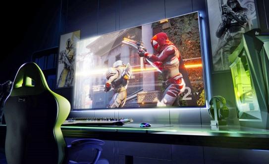 NVIDIA'nın 65 inçlik çılgın monitörü duyuruldu!