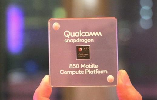 Snapdragon 850 işlemcisi tanıtıldı!
