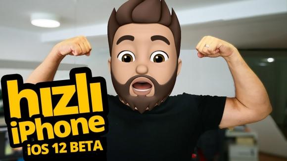 iOS 12 Beta ön inceleme!