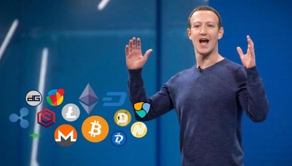 Facebook kripto para konusunda geri adım attı!