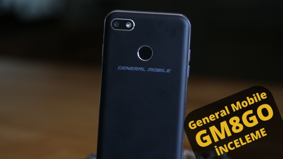 General Mobile GM 8 Go inceleme