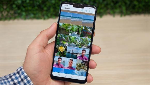 LG G7'nin kamerası artık çok daha gelişmiş!