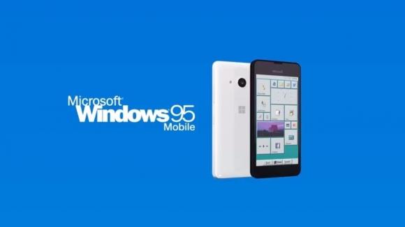 Türk hayrandan Windows 95 ile çalışan akıllı telefon!