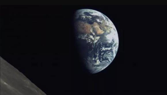 Mikro uydu müthiş fotoğraflar çekti!
