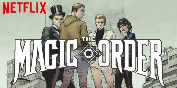 Netflix çizgi roman işine giriyor!