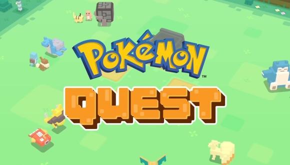 Pokemon Quest nihayet iOS ve Android için çıktı!