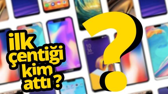 İlk çentikli telefon hangisi? – Video