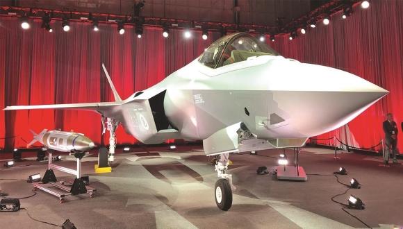 Türkiye ilk F-35 savaş uçağını teslim aldı!