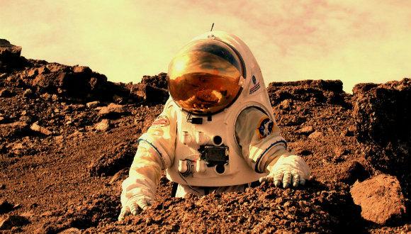 Mars'ta çocuk yapılabilir mi?