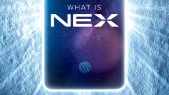 Vivo NEX basın görseli heyecanlandırıyor!