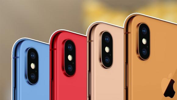 6.1 inçlik uygun fiyatlı iPhone rengarenk olacak!