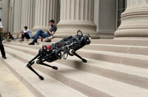 Cheetah robot için yeni video yayınlandı!