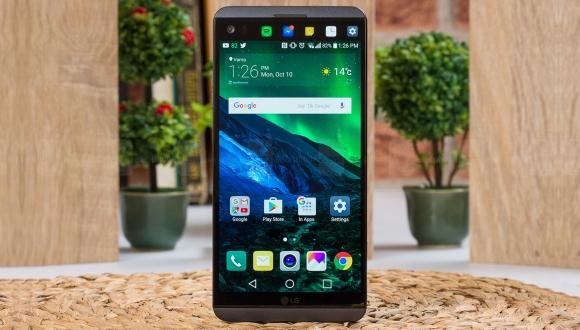 LG V20 için Android Oreo yayınlandı!