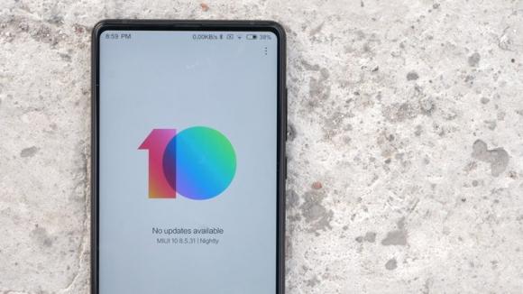 MIUI 10 güncellemesi almaya başlayan telefonlar