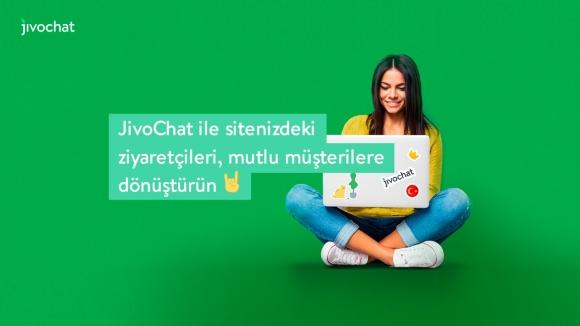 JivoChat canlı destek sistemi Türkiye'de!