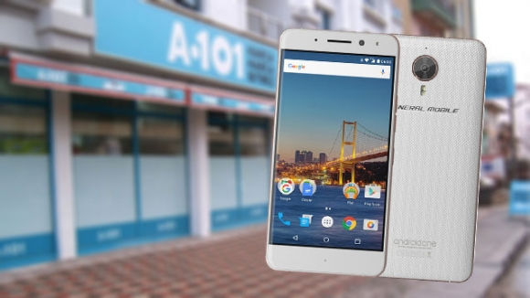 A101, General Mobile GM 5 Plus satıyor!