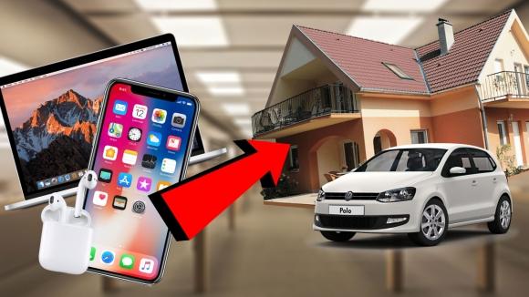 Apple her şeye zam yaptı! iPhone X uçtu! (VİDEO)