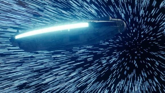 Bilim insanları ışık hızına çok yakın!