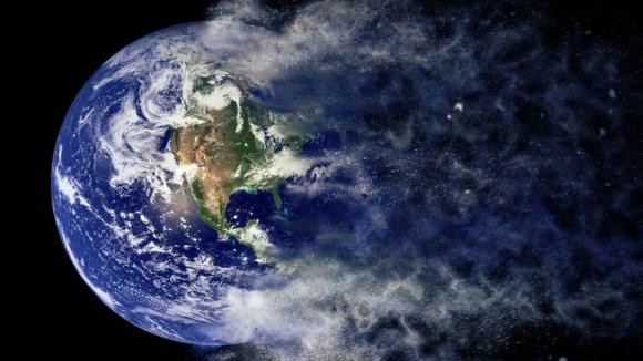 Bir gezegen ilk kez oluşurken görüntülendi!