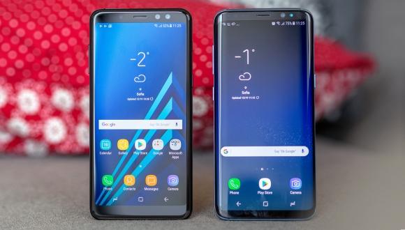 Galaxy A 2019 ailesine Galaxy S10 özelliği!