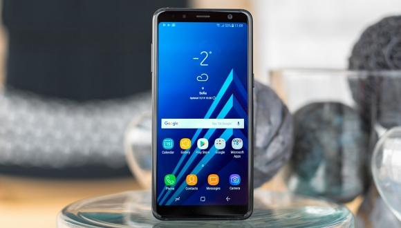 Galaxy A6 Plus (2018) için güncelleme yayınlandı!