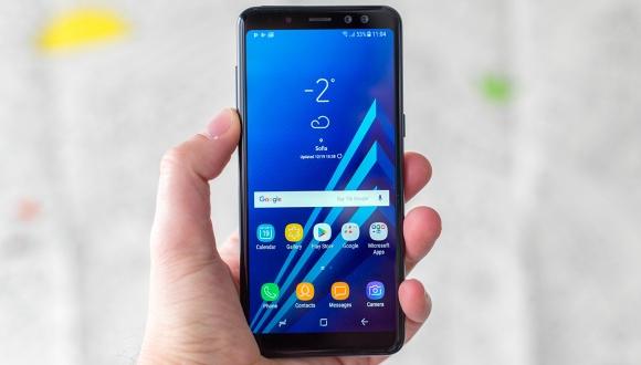 Samsung Galaxy A7 (2018) ortaya çıktı!