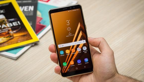 Galaxy A8 (2018) için Android Oreo yayınlandı!