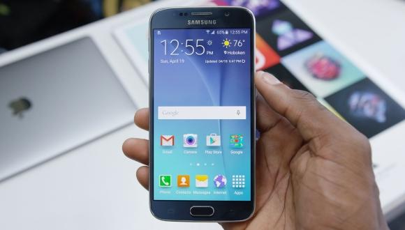 Galaxy S6 için yeni güncelleme yayınlandı!