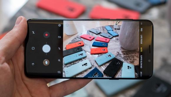 Galaxy S9'un kamerası artık çok daha gelişmiş!
