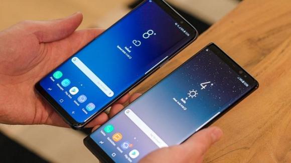 Galaxy S9 ve Note 8 kutudan sürprizle çıkacak!
