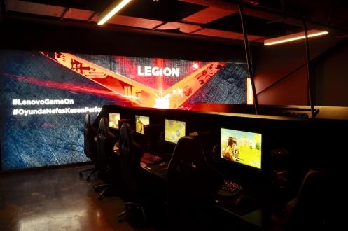 Lenovo Game On ile oyunlara doyma zamanı