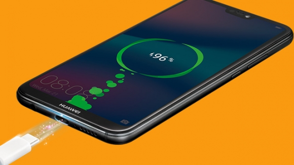 Huawei hızlı şarj teknolojisi uçuyor!