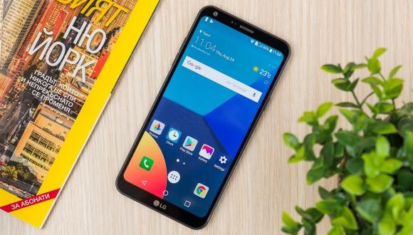 LG Q6 kullanıcılarına Android Oreo sürprizi!