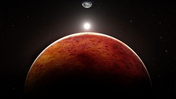 Mars çıplak gözle görülebilecek!
