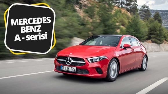 Yapay zekalı Mercedes A serisinini test ettik!