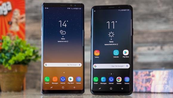 Galaxy S9 özelliği Galaxy S8 ve Note 8'e geldi!