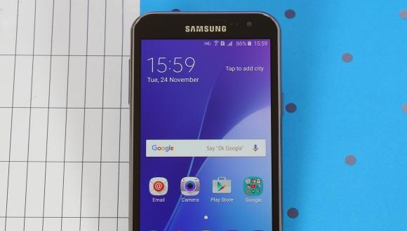 Samsung'un Android Go'lu ilk telefonu ortaya çıktı!