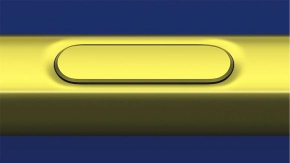 Sarı renkli S Pen canlı olarak görüntülendi!