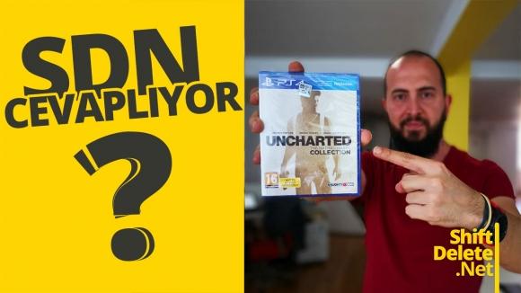 Uncharted Collection hediyeli SDN Cevaplıyor #145