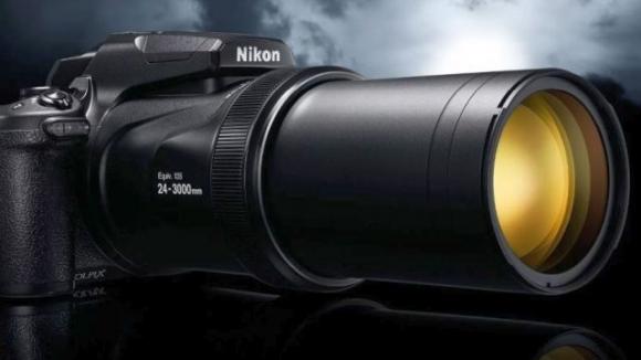 Fotoğraf makinesi değil adeta teleskop!