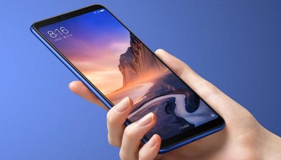 Devasa ekrana sahip Xiaomi Mi Max 3 tanıtıldı!