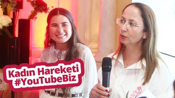 YouTube'da kadın hareketi Biz! (Video)
