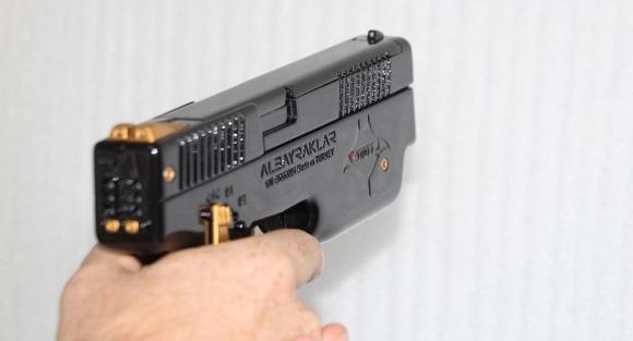 Milli elektroşok silahı Wattozz duyuruldu!