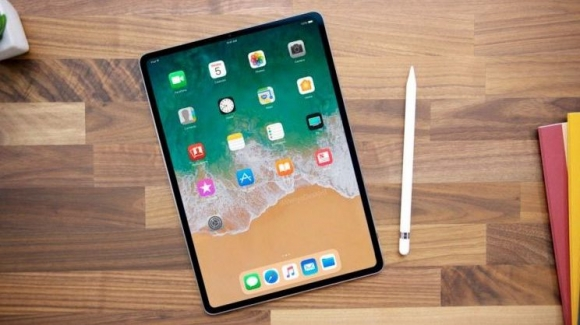 2018 iPad Pro bir yenilikle geliyor!