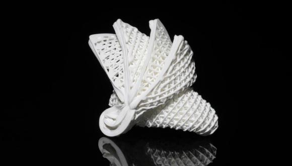 4D baskı ile seramik üretildi!