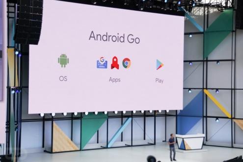 Android Go için yeni özellik!