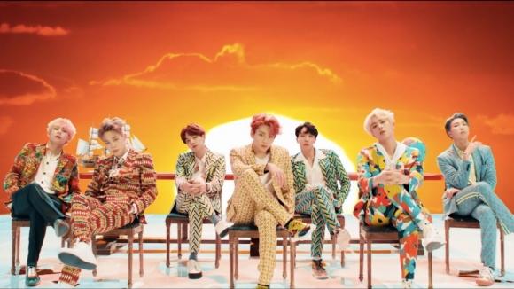 Koreli grup BTS, dünya çapında tıklanma rekoru kırıyor!